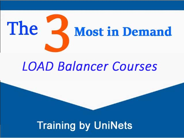 Most In Demand Load Balancer Certification Courses Training