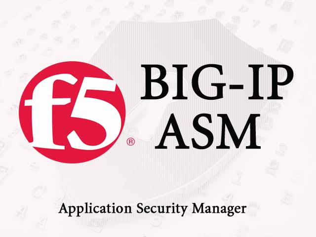 F5 BIG-IP ASM Certification