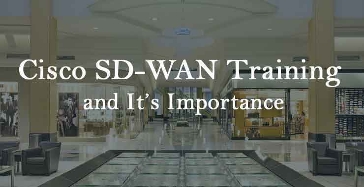 Cisco SD Wan Training and Its Importance