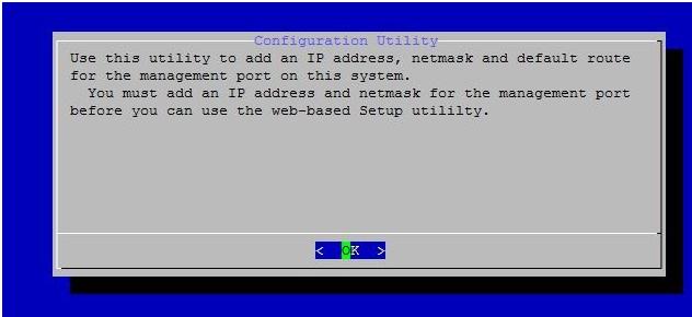 Configuration utility1