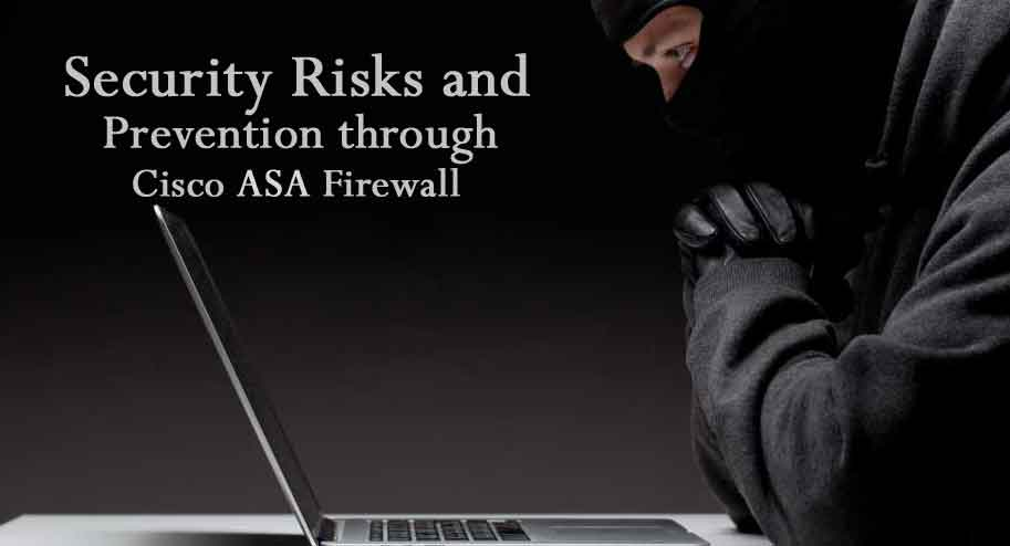 Prevention through Cisco ASA Firewall