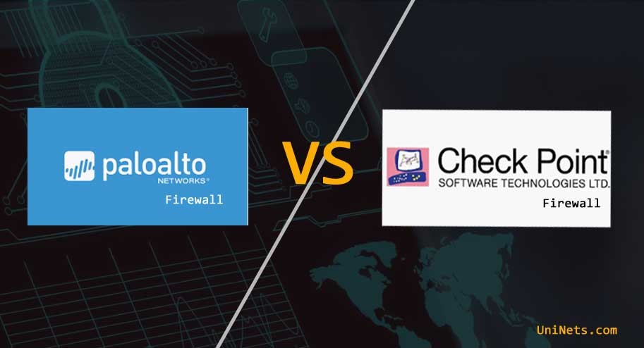 Palo Alto Firewall vs Check Point Firewall
