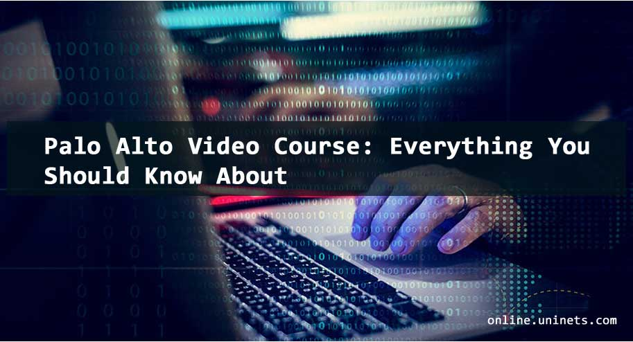 Palo Alto Video Course