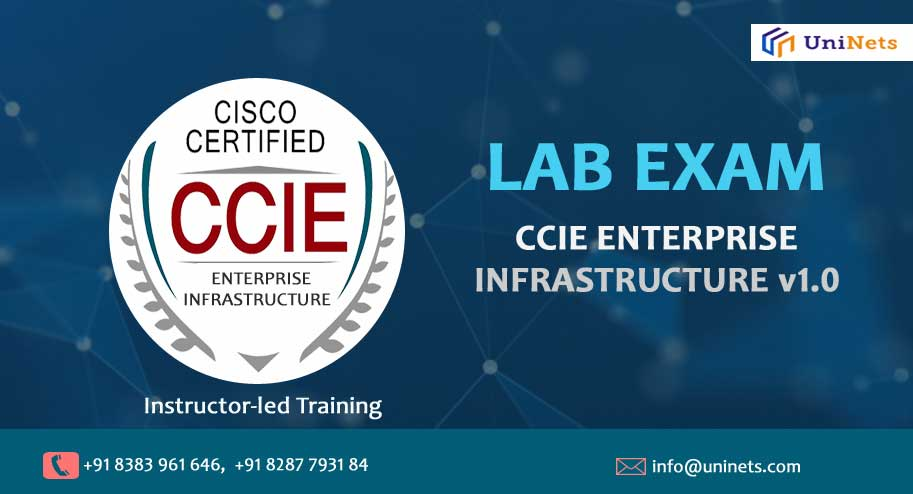 CCIE Enterprise Infrastructure Image