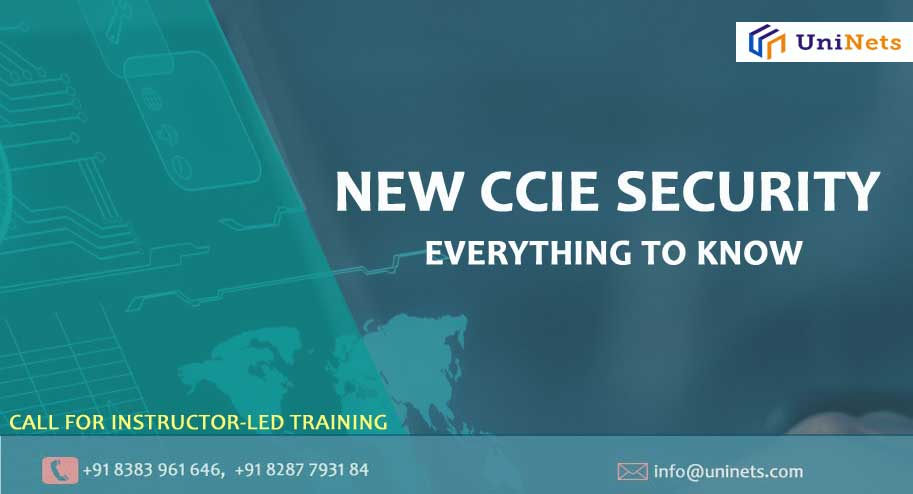 New CCIE Security