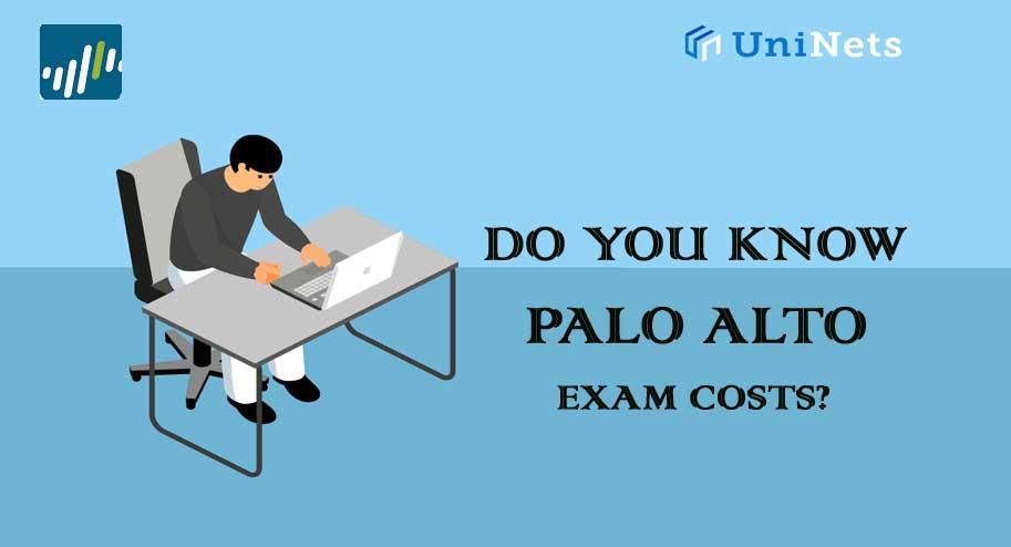 Palo Alto Exam Fees