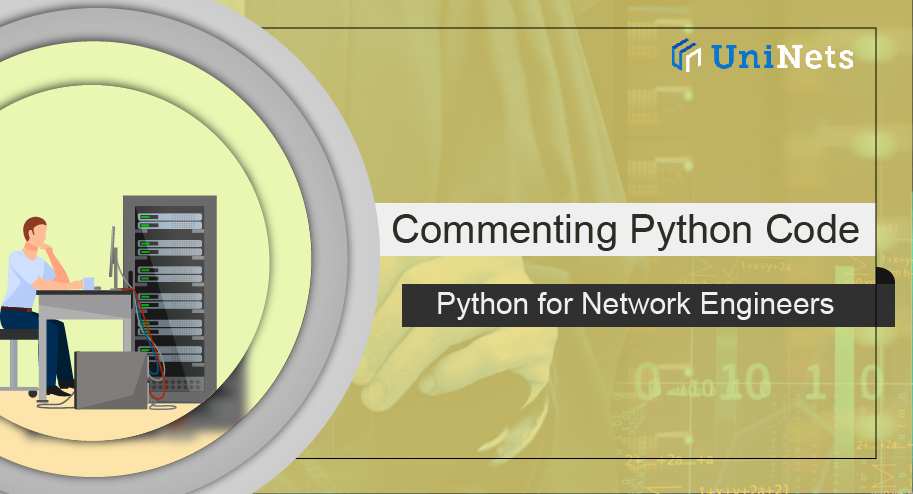 Commenting python code