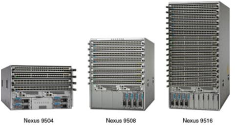 Cisco Nexus 9500 switches