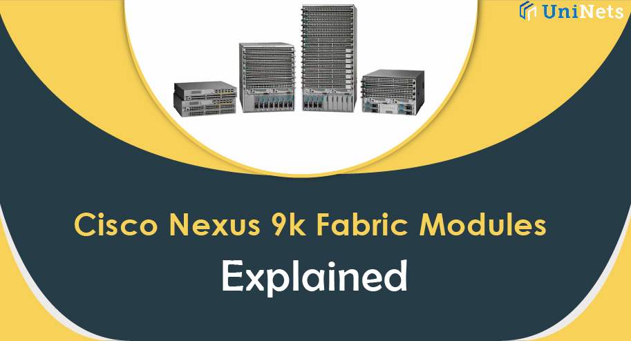 Cisco Nexus 9k Fabric Modules