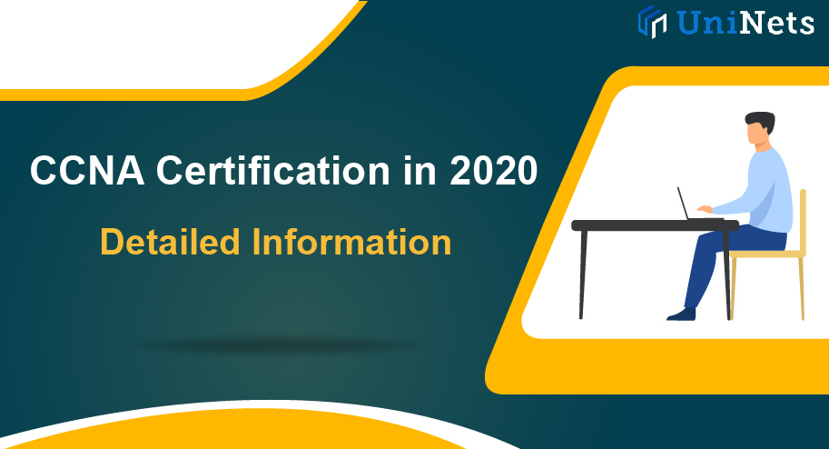 CCNA course in 2020