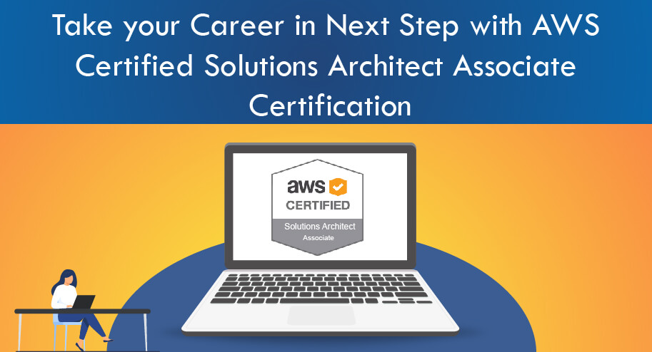 take your career in next step with AWS certification