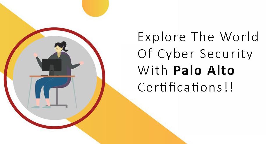 Palo Alto Certifications