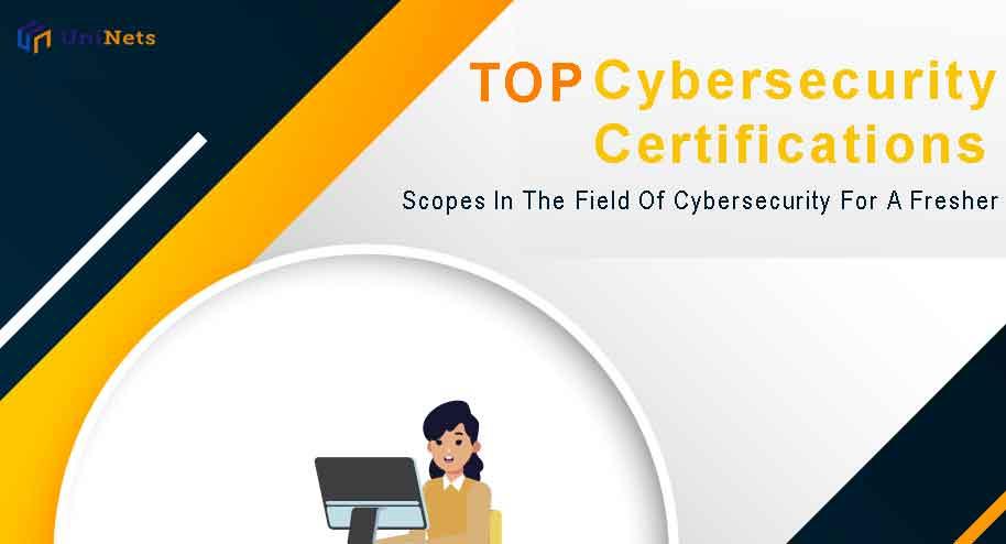 Top 5 Cybersecurity Certifications