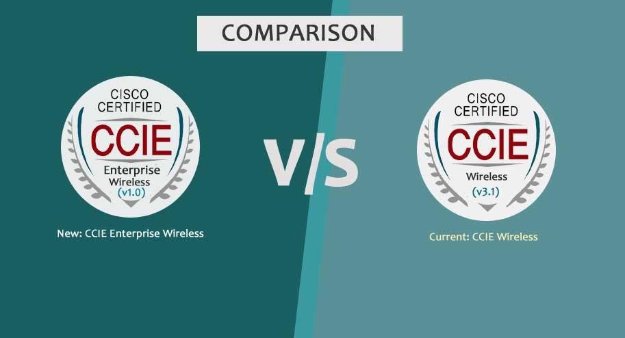 CCIE Enterprise Wireless and CCIE Wireless